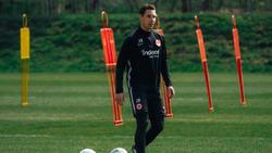 Dominik Kohr spielt bei Eintracht Frankfurt