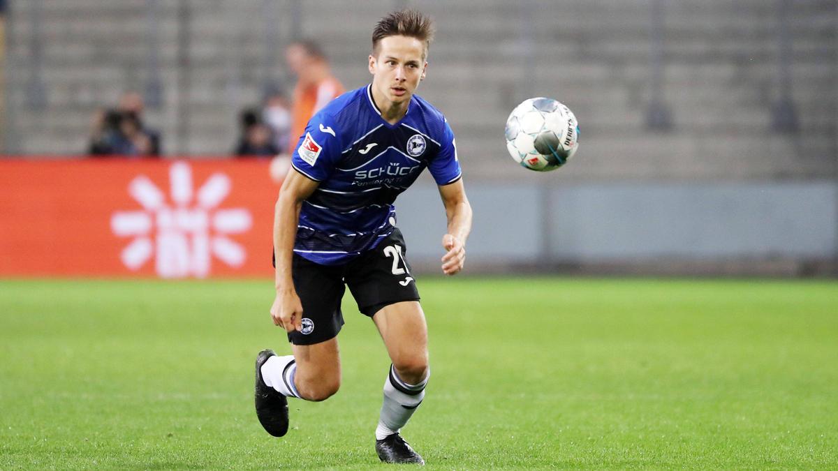 Brunner hat seinen Vertrag in Bielefeld verlängert