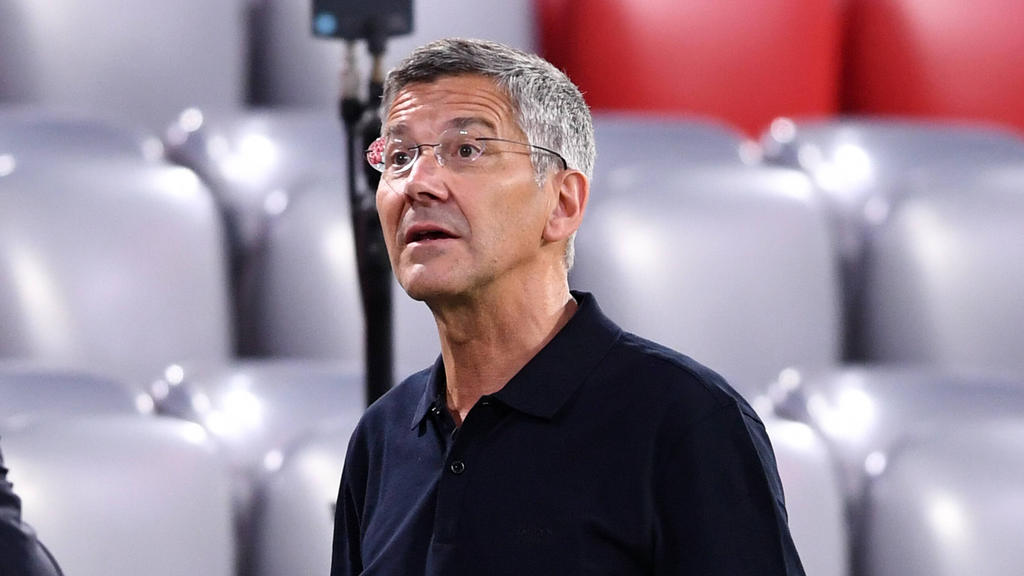 Herbert Hainer ist Präsident des FC Bayern