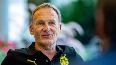 BVB-Boss Hans-Joachim Watzke schließt weitere Transfers vorerst aus