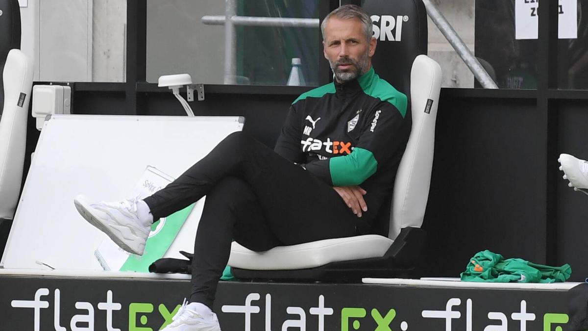 Marco Rose geht in seine zweite Saison als Gladbach-Trainer
