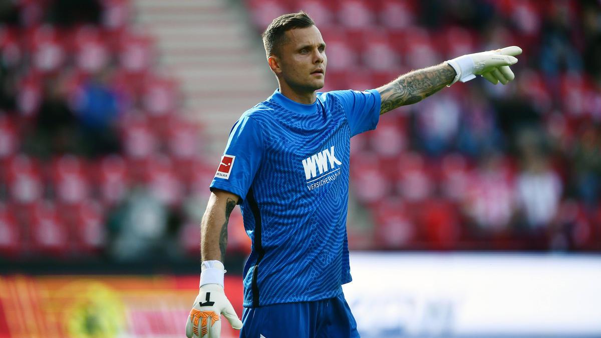 Rafal Gikiewicz vom FC Augsburg möchte bei der EM spielen