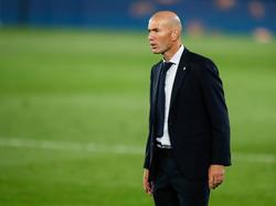 Zidane en el Alfredo Di Stéfano.