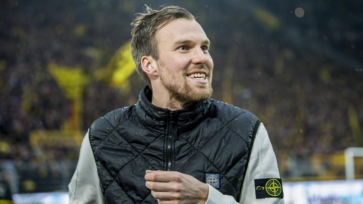 Kevin Großkreutz ist seit Kindesbeinen BVB-Fan und spielte selbst für die Dortmunder