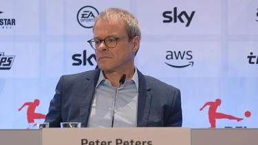 Der ehemalige Schalker Peter Peters wird wohl nicht DFB-Präsident