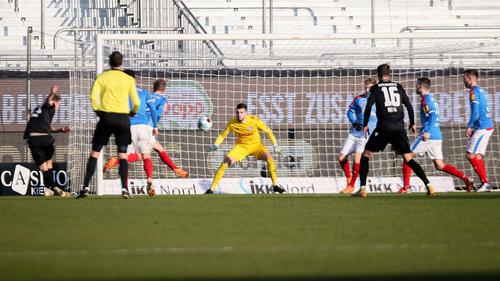 Holstein Kiel patzt nach dem Pokal-Coup gegen den FC Bayern