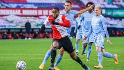 Die PSV Eindhoven kassierte gegen Feyenoord Rotterdam ein bittere Pleite
