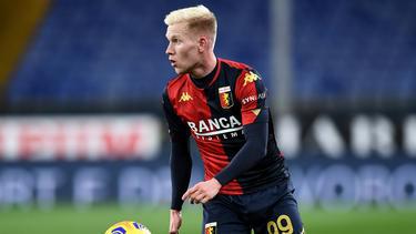 Lennart Czyborra stammt aus dem Nachwuchs des FC Schalke