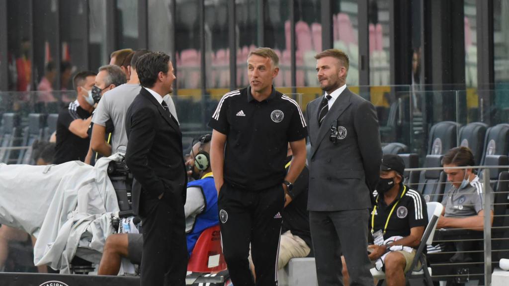 Der Klub von David Beckham muss eine satte Strafe zahlen