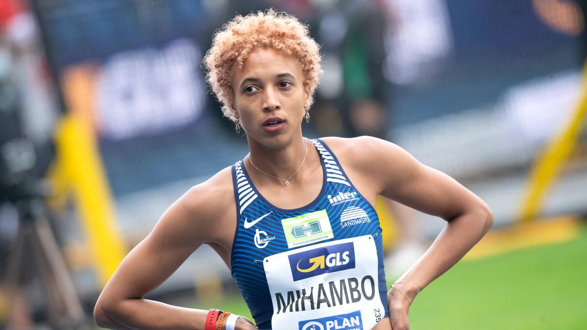 Mihambo gewann mit einer Weite von 6,62 Metern den deutschen Meistertitel