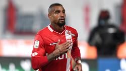 Wechselte von Monza zu Hertha BSC: Kevin-Prince Boateng