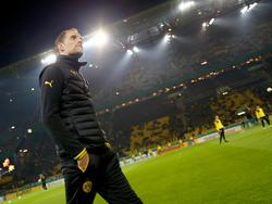 Thomas Tuchel ist seit Sommer Trainer von Borussia Dortmund