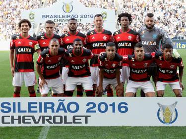 Flamengo apura sus opciones en la presente edición de la Copa Sudamericana. (Foto: Getty)