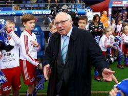 Uwe Seeler hat seinen HSV schon abgeschrieben
