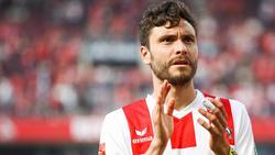 Soll den 1. FC Köln zum Wiederaufstieg führen: Jonas Hector