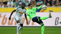 Sebastian Rudy konnte im Schalker Mittelfeld keine Akzente setzen