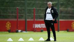 José Mourinho sieht sich mit ManUnited längst nicht am Ziel