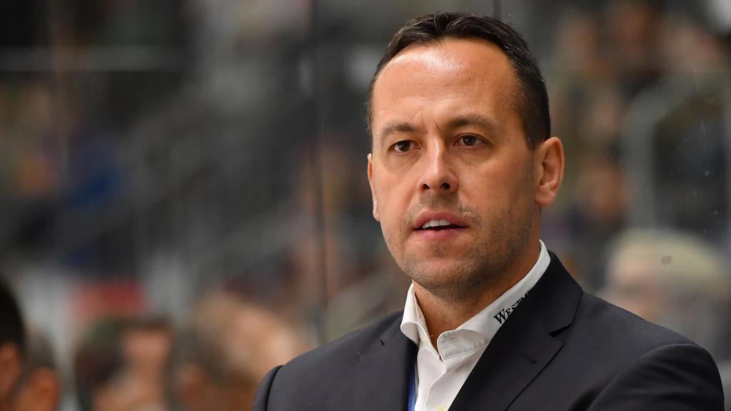 Ex-Bundestrainer Marco Sturm verlor mit den Los Angeles Kings