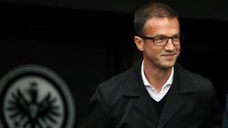 Fredi Bobic, Sportdirektor von Eintracht Frankfurt, hat über BVB und Schalke gesprochen