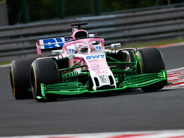 Formel 1 Spiel 2021
