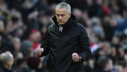 José Mourinho denkt noch nicht an den Ruhestand