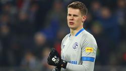 Alexander Nübel startete als Nummer eins in die Rückrunde der Schalker