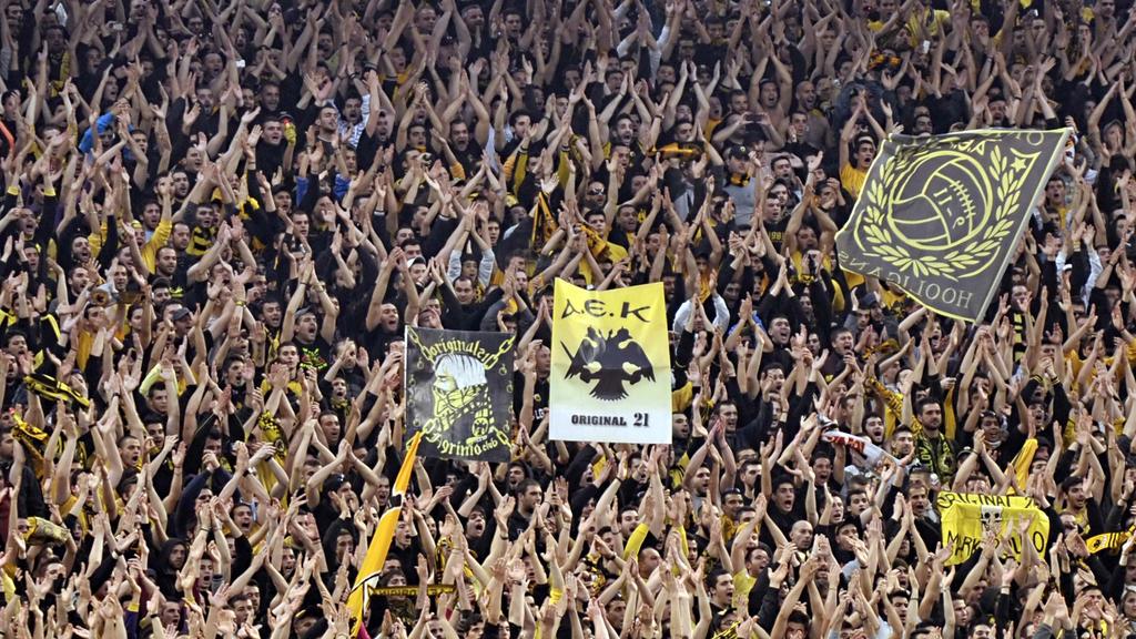 Kypello Elladas » acutalités » AEK Athens fans suggest Greek Cup final be  played - in Venezuela!