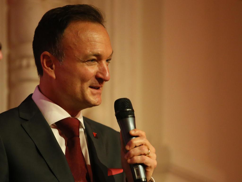 Thonhauser ist seit 2018 im Aufsichtsrat der Liga
