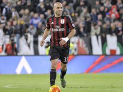 Alex stand zuletzt beim AC Mailand unter Vertrag