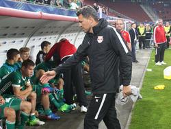 Die andere Seite des Salzburg-Trainers