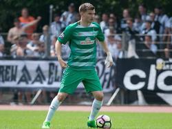 Der 1.FC Magdeburg hat Björn Rother verpflichtet