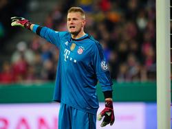 Stand für drei Spiele im Tor des Profi-Teams des FC Bayern: Lukas Raeder