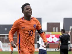 Daishawn Redan in Oranje U17
