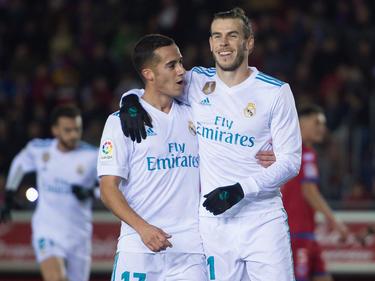 Lucas Vázquez y Bale fueron los más incisivos en ataque. (Foto: Getty)