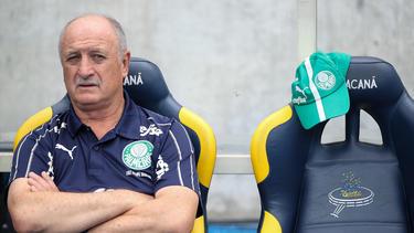 Wieder entlassen: Weltmeister-Coach Luiz Felipe Scolari