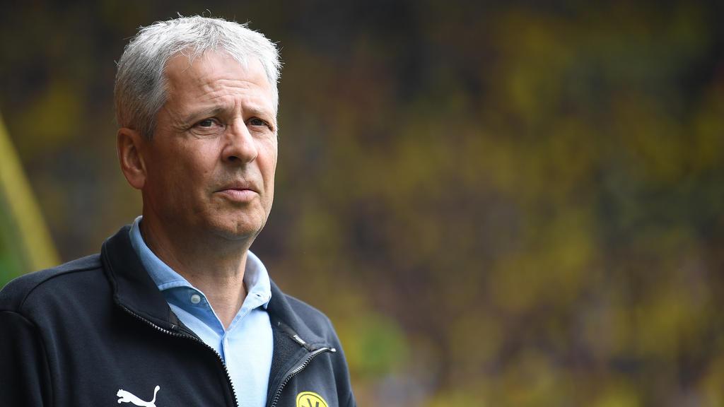Lucien Favre will mit dem BVB zurück in die Erfolgsspur