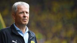 Lucien Favre greift beim BVB durch