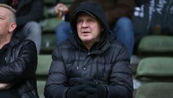 Ist inzwischen beim KFCUerdingen in der 3. Liga gelandet: Ex-Nationalspieler Stefan Effenberg