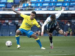 Sergio Araújo deja Las Palmas para comenzar otro reto.
