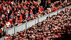 Ein Fan des FC Liverpool hat wohl für einen Eklat gesorgt