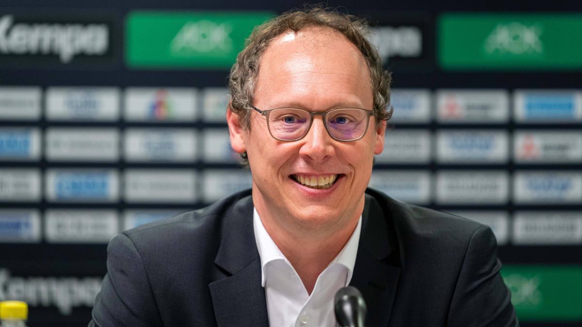 Mark Schober ist Vorstandschef des DHB