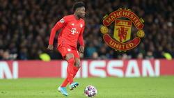 Alphonso Davies wechselte nicht zu Manchester United