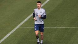 Die Zukunft von Ivan Perisic beim FC Bayern ist unklar