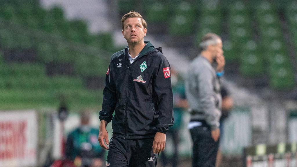 Will mit Werder Bremen bei FC Schalke 04 gewinnen: Florian Kohfeldt