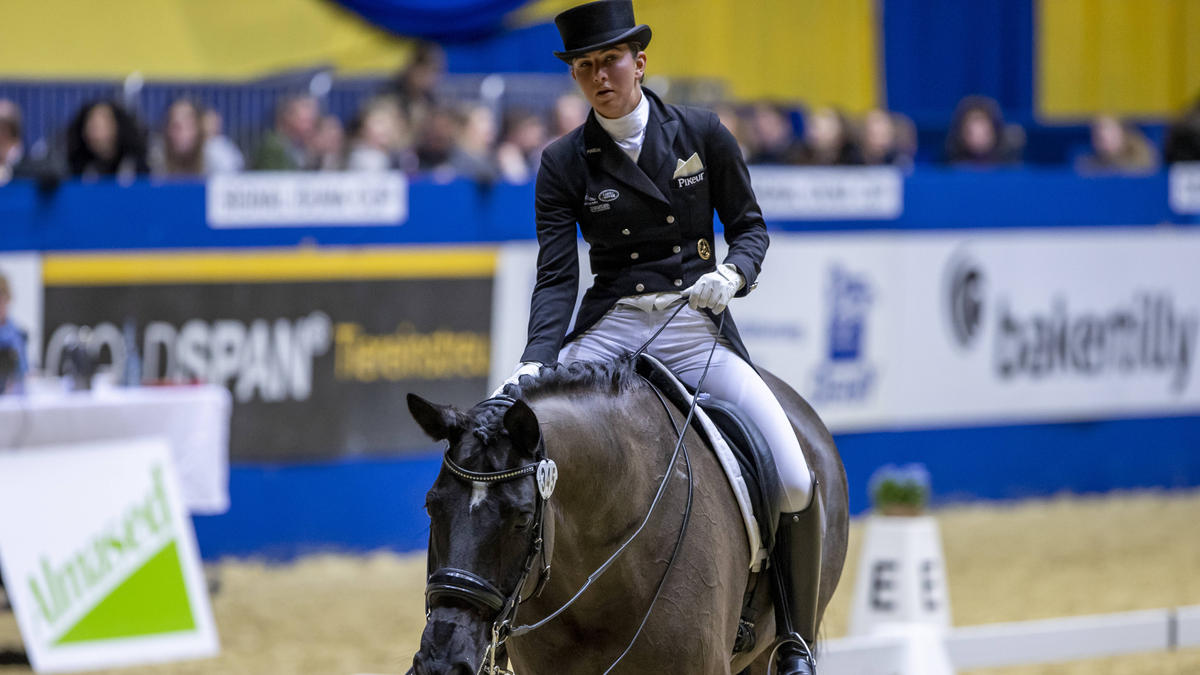 Lisa Müller bekommt ein neues Pferd