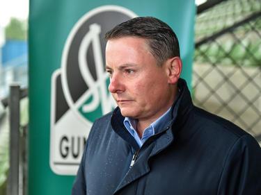 Roland Daxl wird nicht mehr als Geschäftsführer der SV Ried fungieren