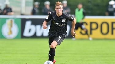 Moritz Heyer steht beim HSV auf dem Zettel