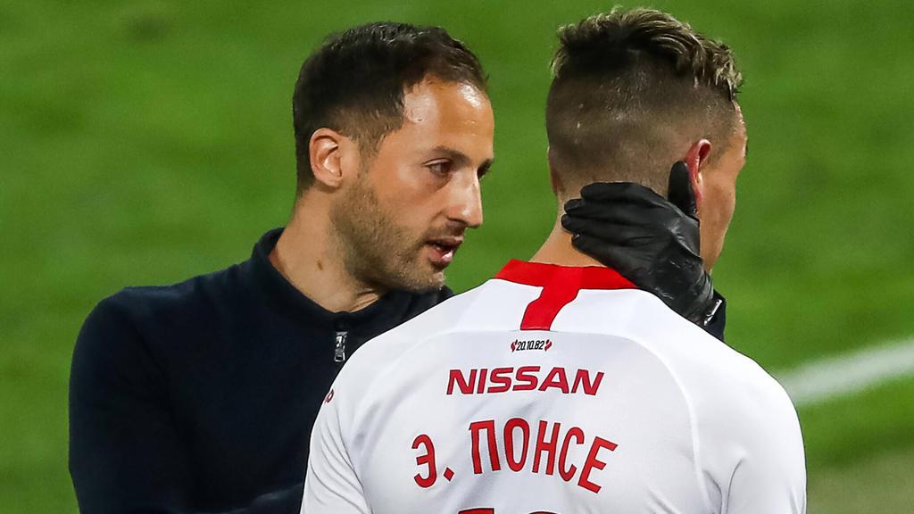 Vom russischen Fussball überzeugt: Domenico Tedesco