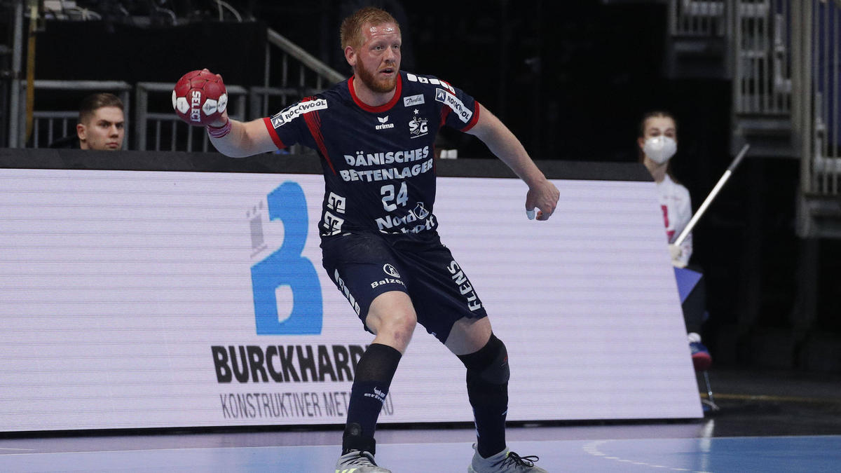 Jim Gottfridsson siegte mit seinen Flensburgern