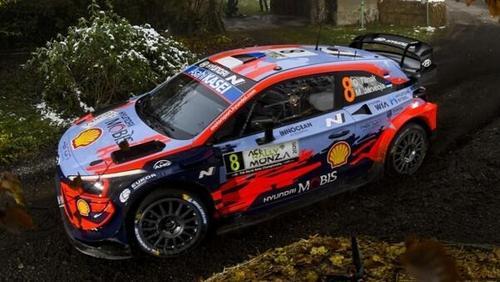In Kroatien wartet eine reine Asphaltrallye auf die WRC-Crews (Symbolbild)